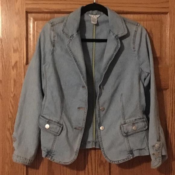 CAbi Jackets & Blazers - CAbi jean jacket